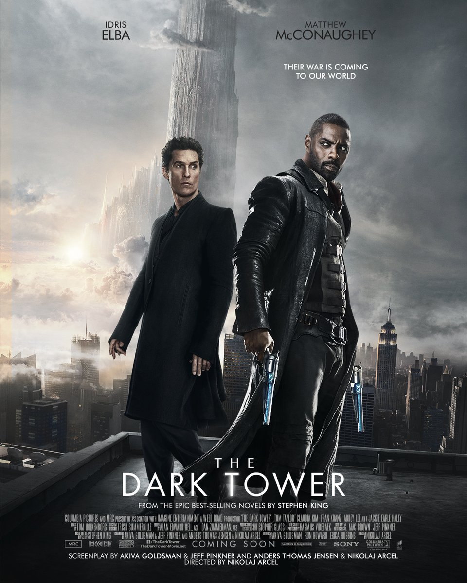 """""""The Tower Will Fall, Roland"""": A Postmortem on """"The Dark Tower"""" Film Adaptation"""