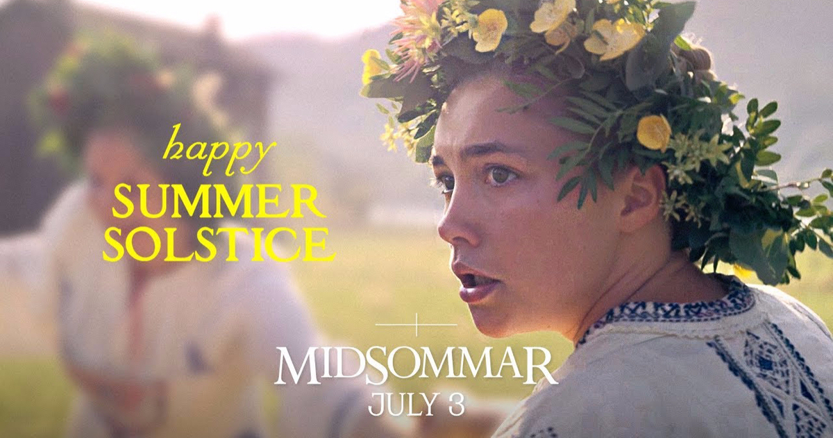"""So I Just Saw """"Midsommar""""…"""