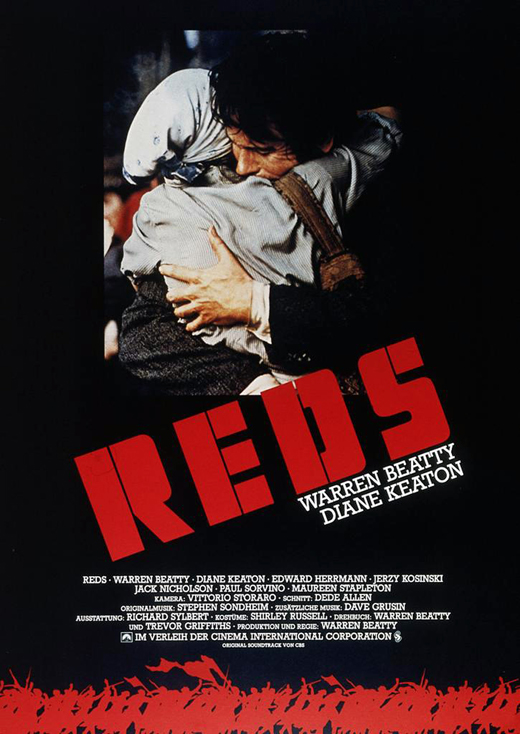 So I Just Watched Reds…