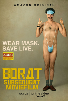"""So I Just Watch """"Borat Subsequent Moviefilm""""…"""