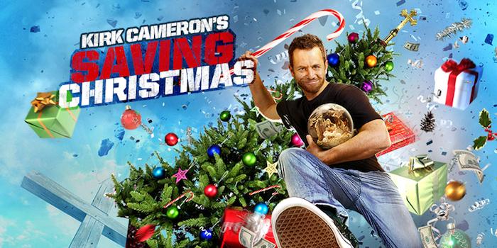 """So I Just Watched Kirk Cameron's """"Saving Christmas""""…"""
