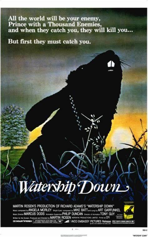 Watership Down Retrospective Pt. 2: The Movie